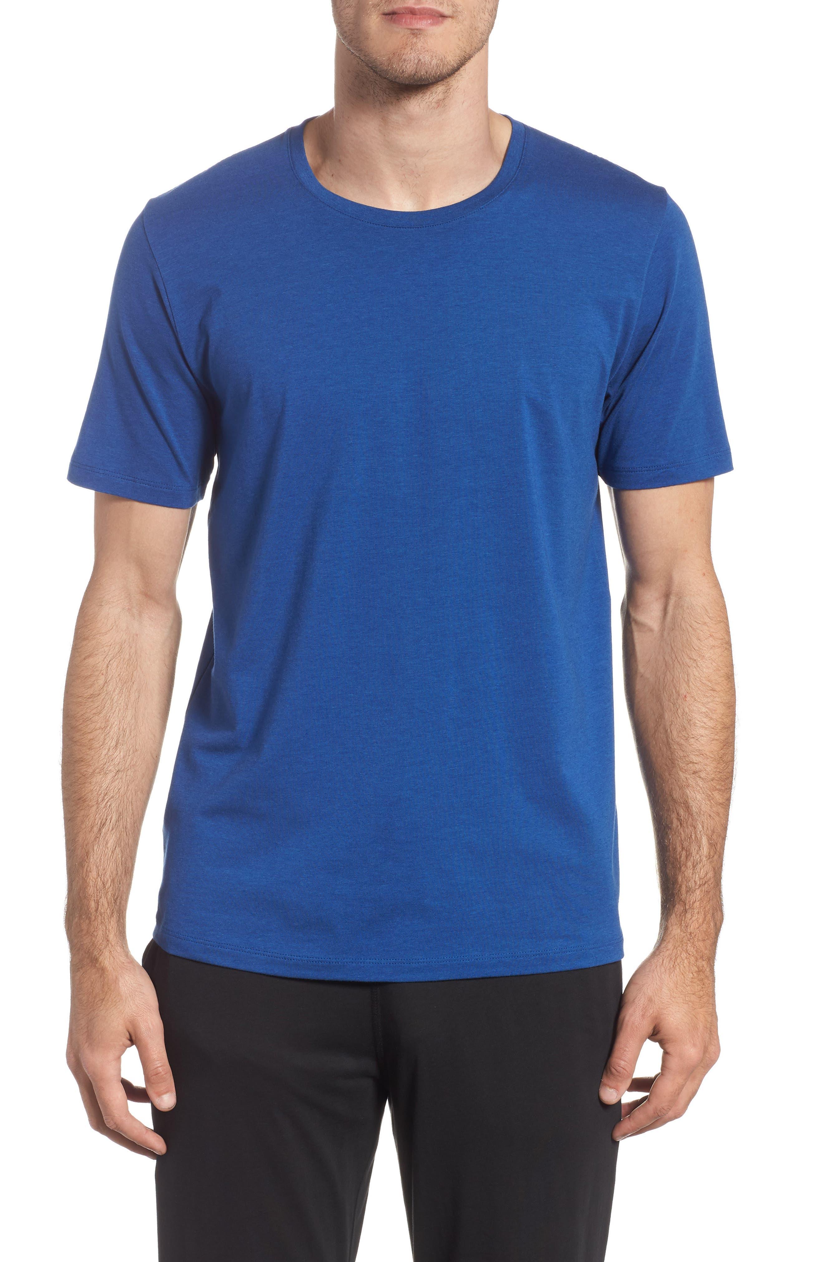 Tommy John Cotton Blend Crewneck T-Shirt