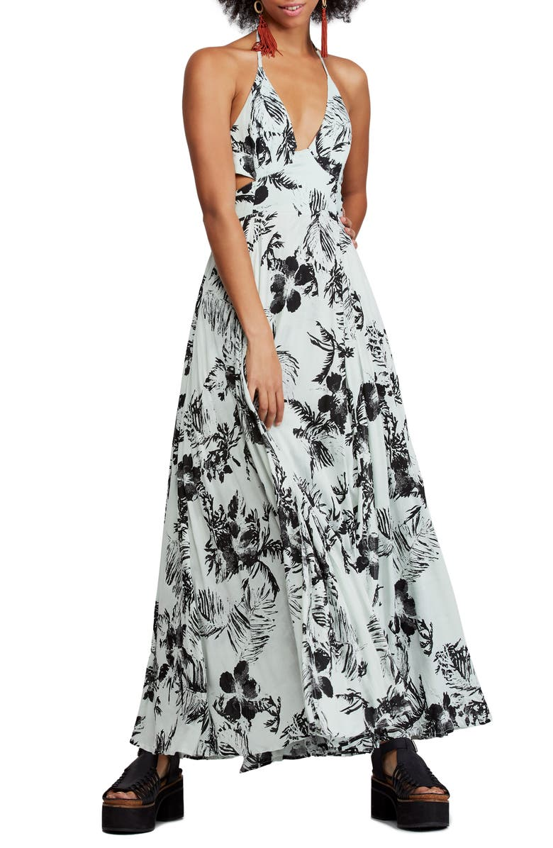 Lille Print Maxi Dress by Free People