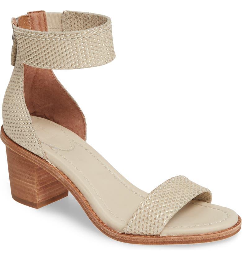 FRYE Brielle Ankle Strap Sandal, Main, color, 250