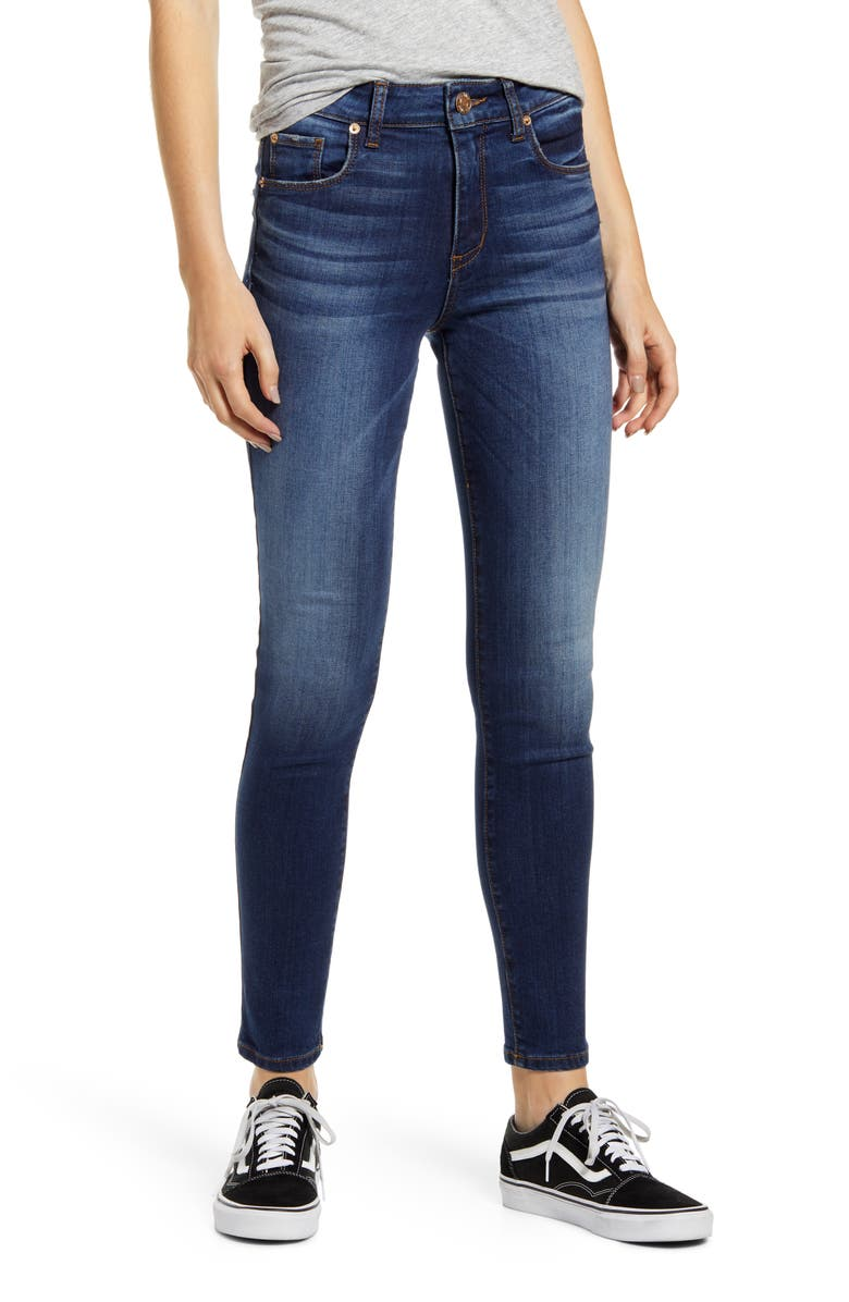 STS BLUE Ellie High Waist Jeggings, Main, color, NORTH ALEXIS