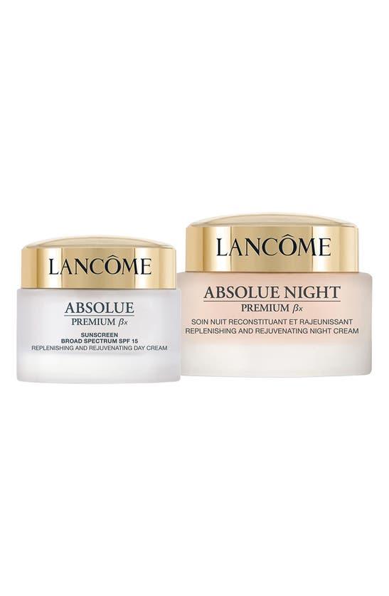 Lancôme ABSOLUE DAY & NIGHT REPLENISHING & REJUVENATING SET