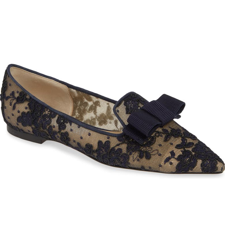 Gala Lace Loafer by Jimmy Choo