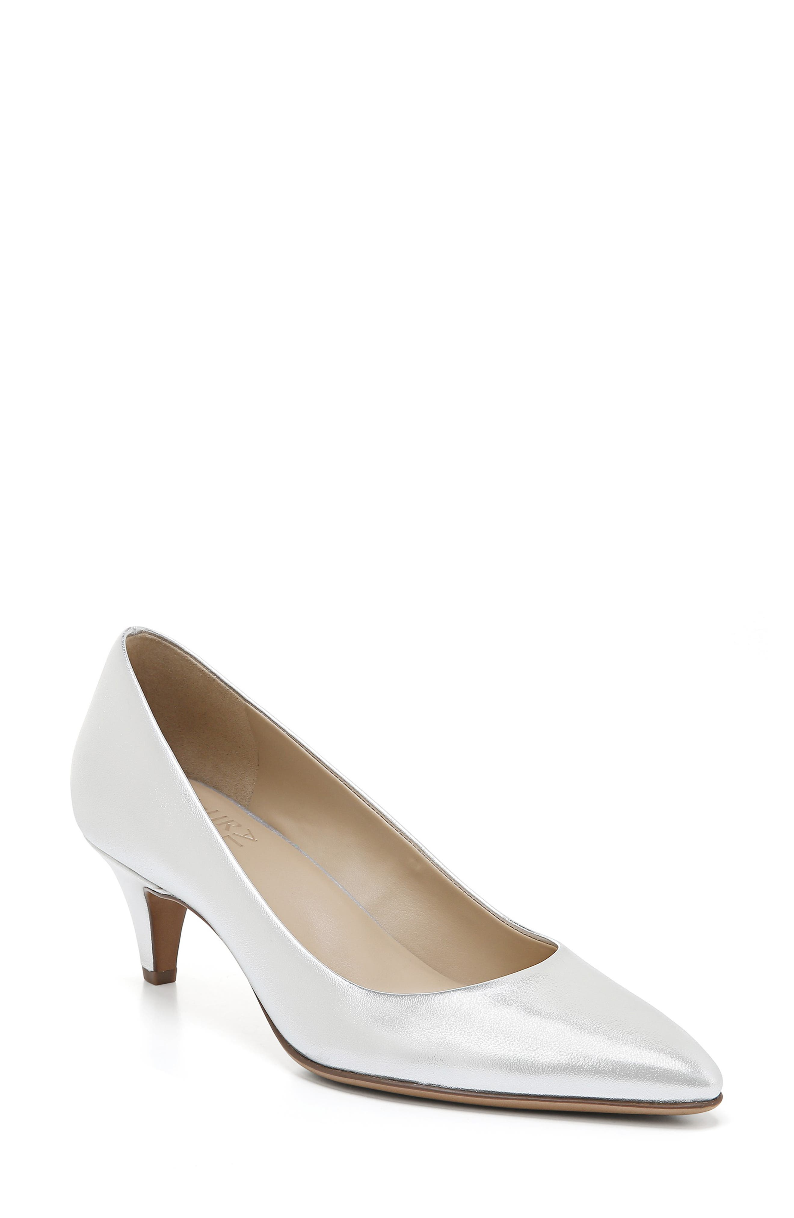 Naturalizer Beverly Pump- Metallic