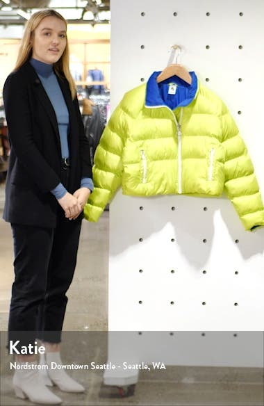 x Olivia Kim NRG Puffer Coat, sales video thumbnail