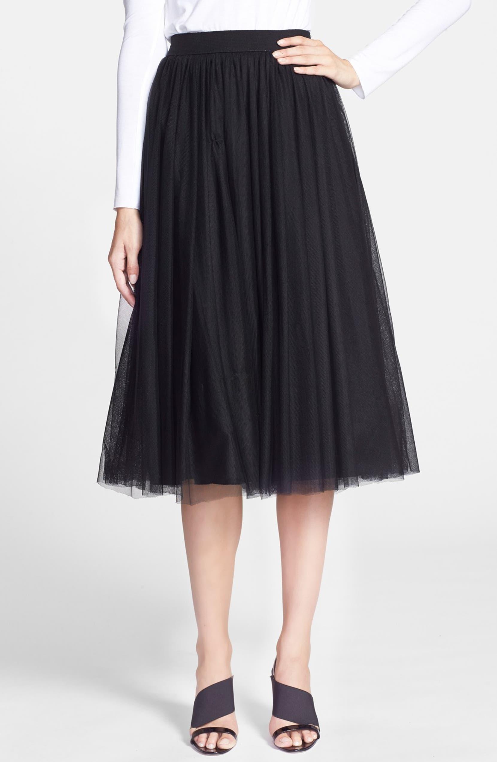 49836f733d533 Bailey 44 'Shadow Waltz' Skirt | Nordstrom