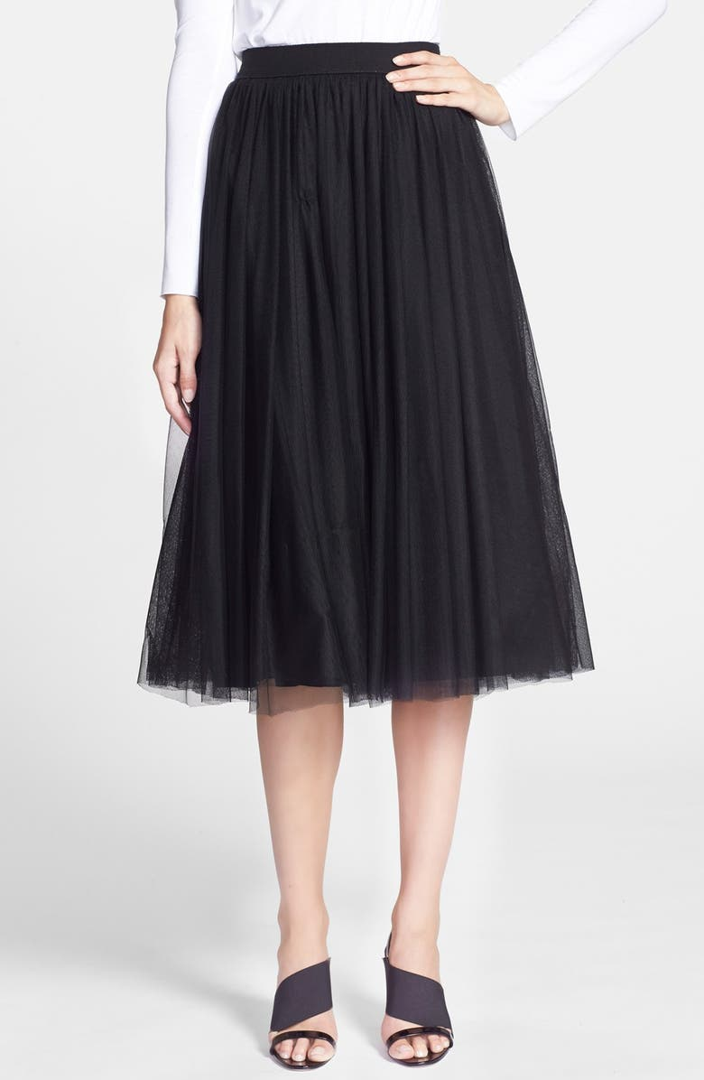 BAILEY 44 'Shadow Waltz' Skirt, Main, color, 001