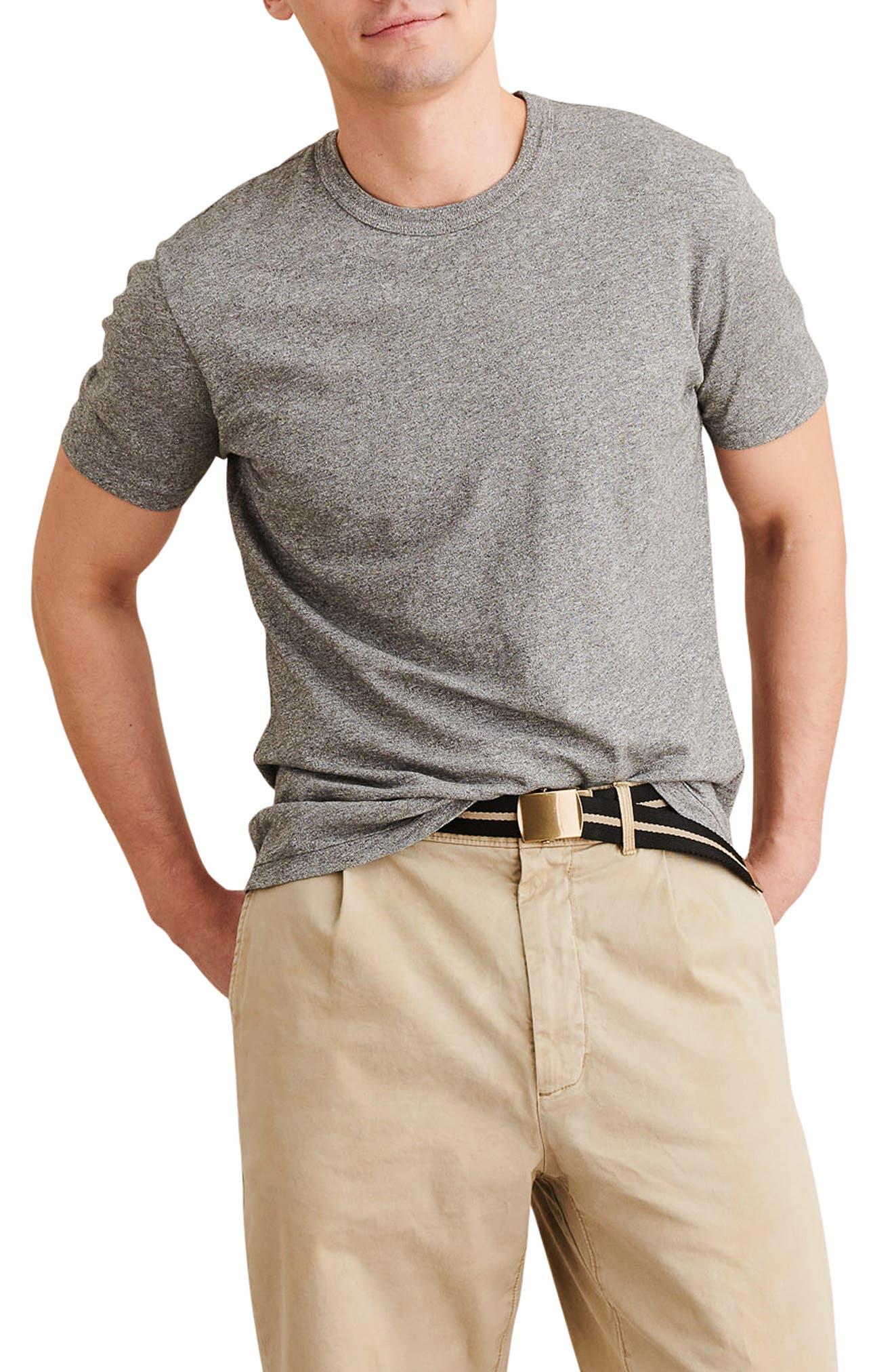 Heathered Slub T-Shirt