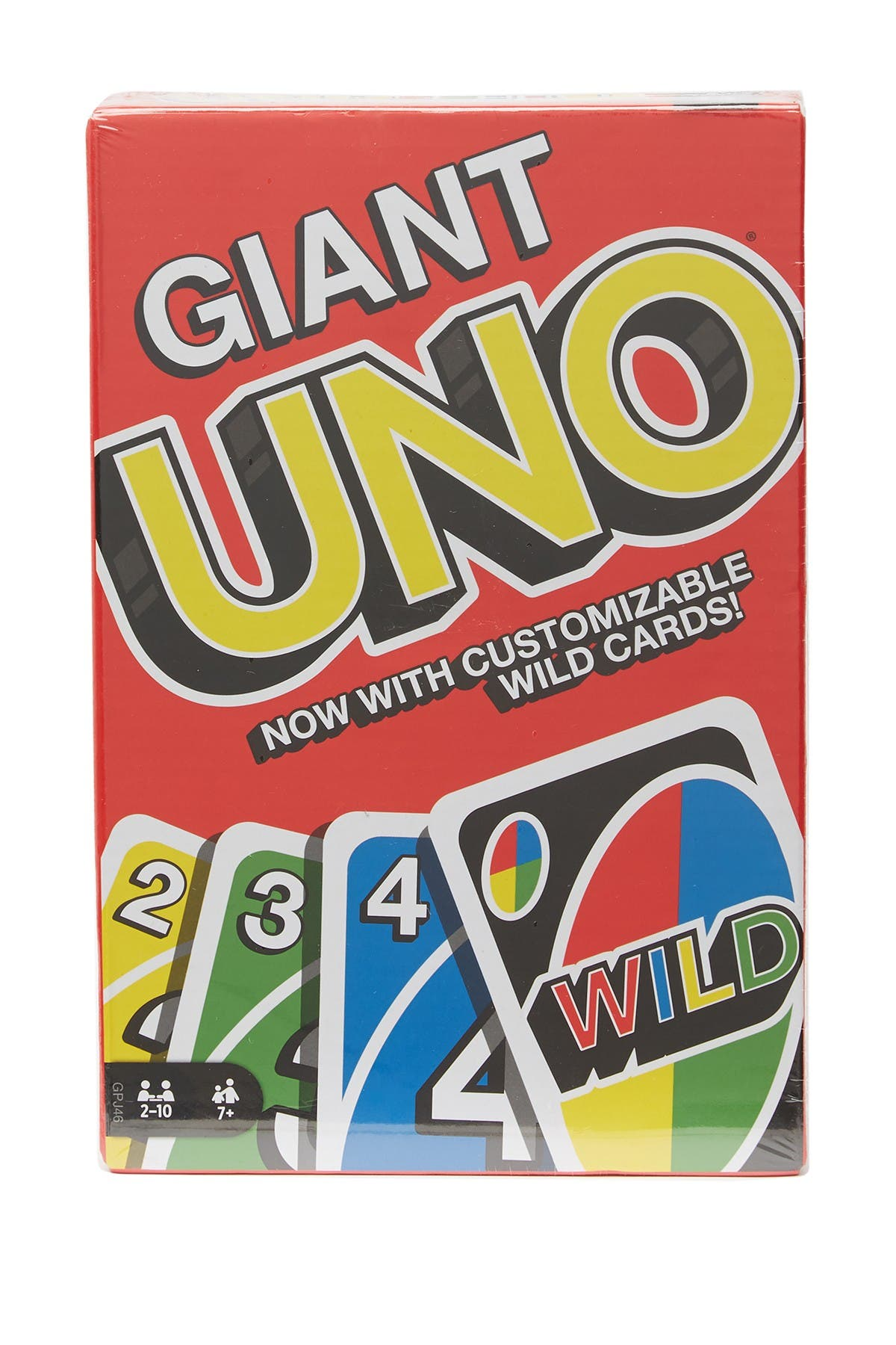 Image of Mattel Giant Uno Game