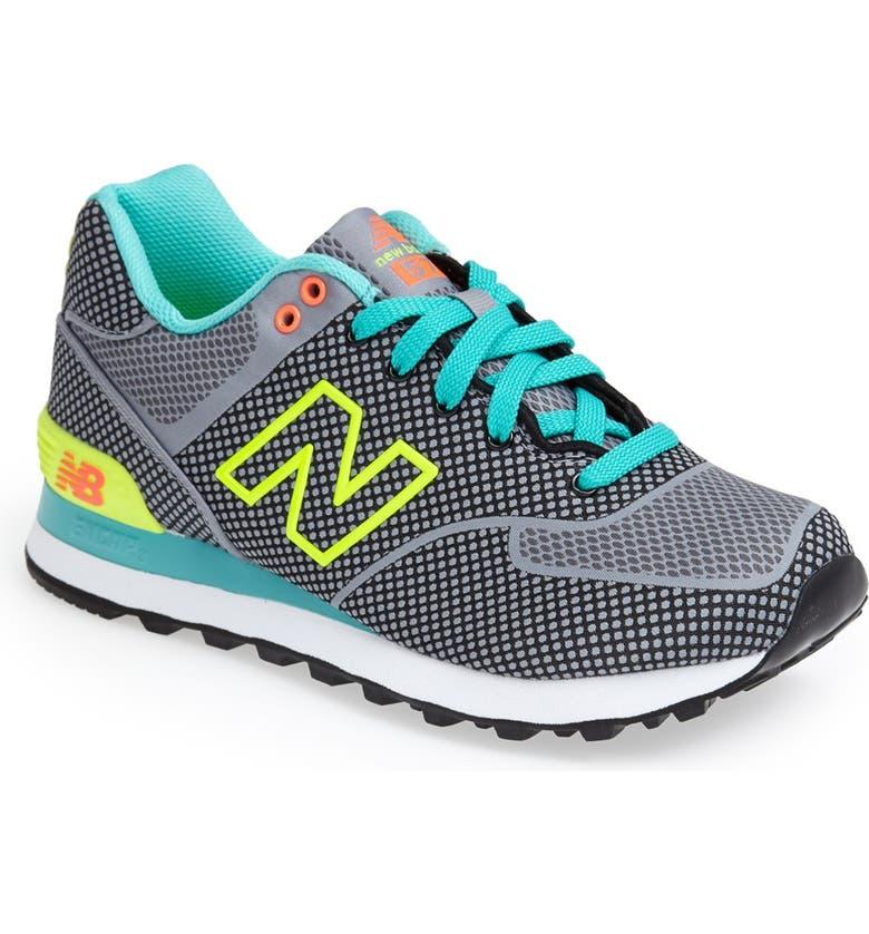 NEW BALANCE '574' Sneaker, Main, color, 020