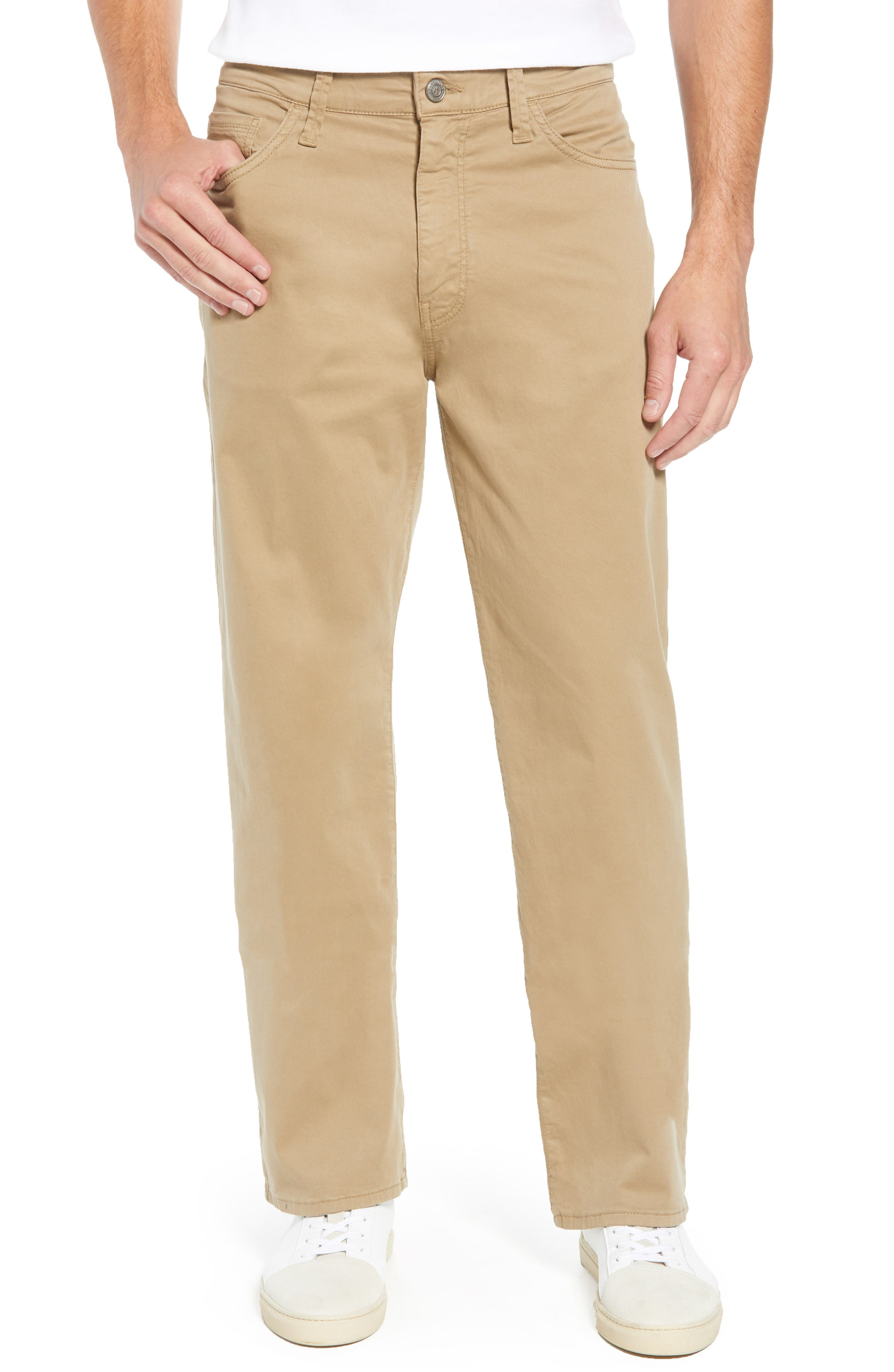 Men's Mavi Jeans Max Relaxed Fit Twill Pants