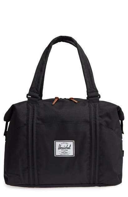 Herschel Supply Co. Bags STRAND DUFFLE BAG - BLACK