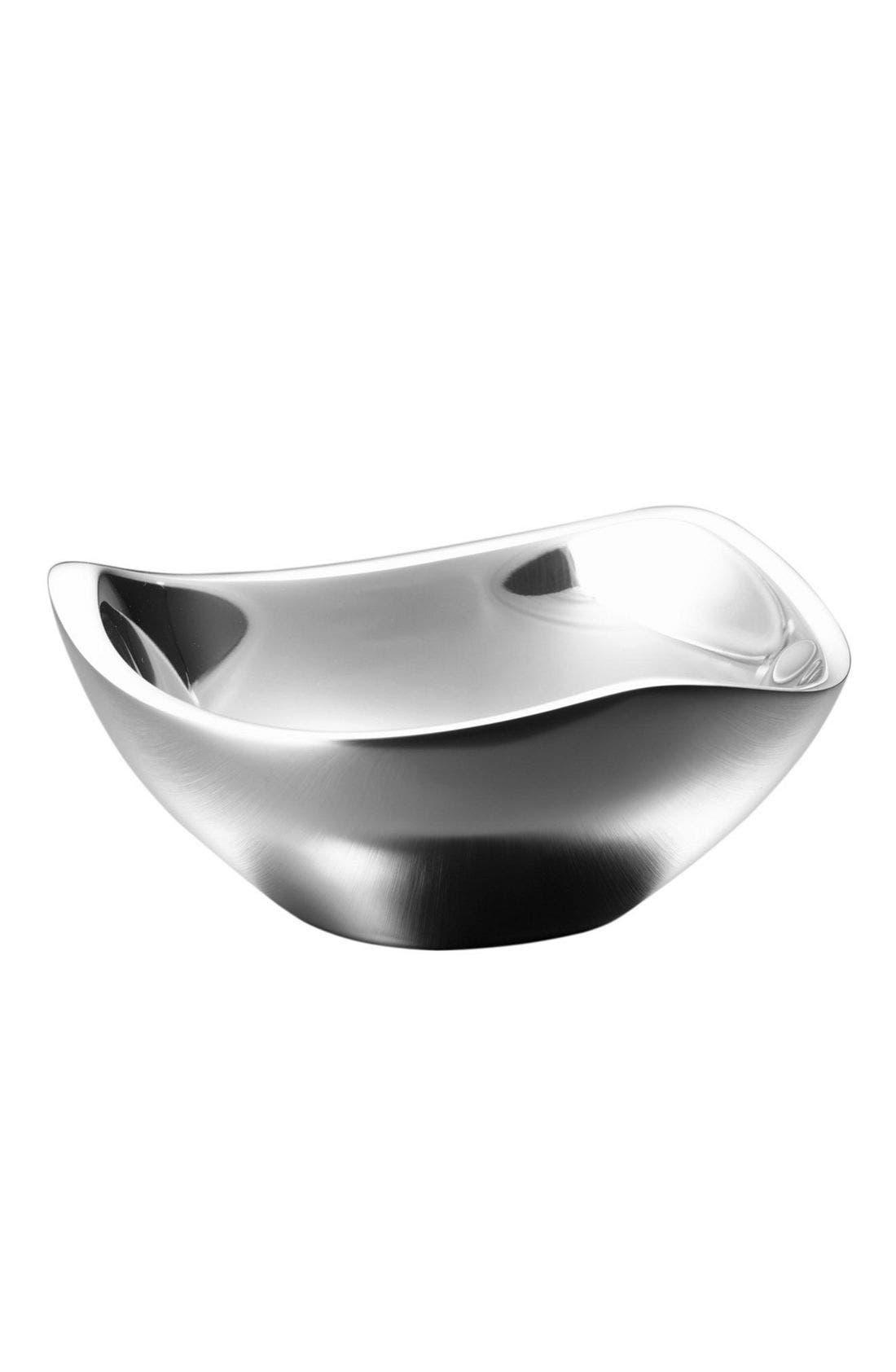 Image of Nambe Sculptured Bowl