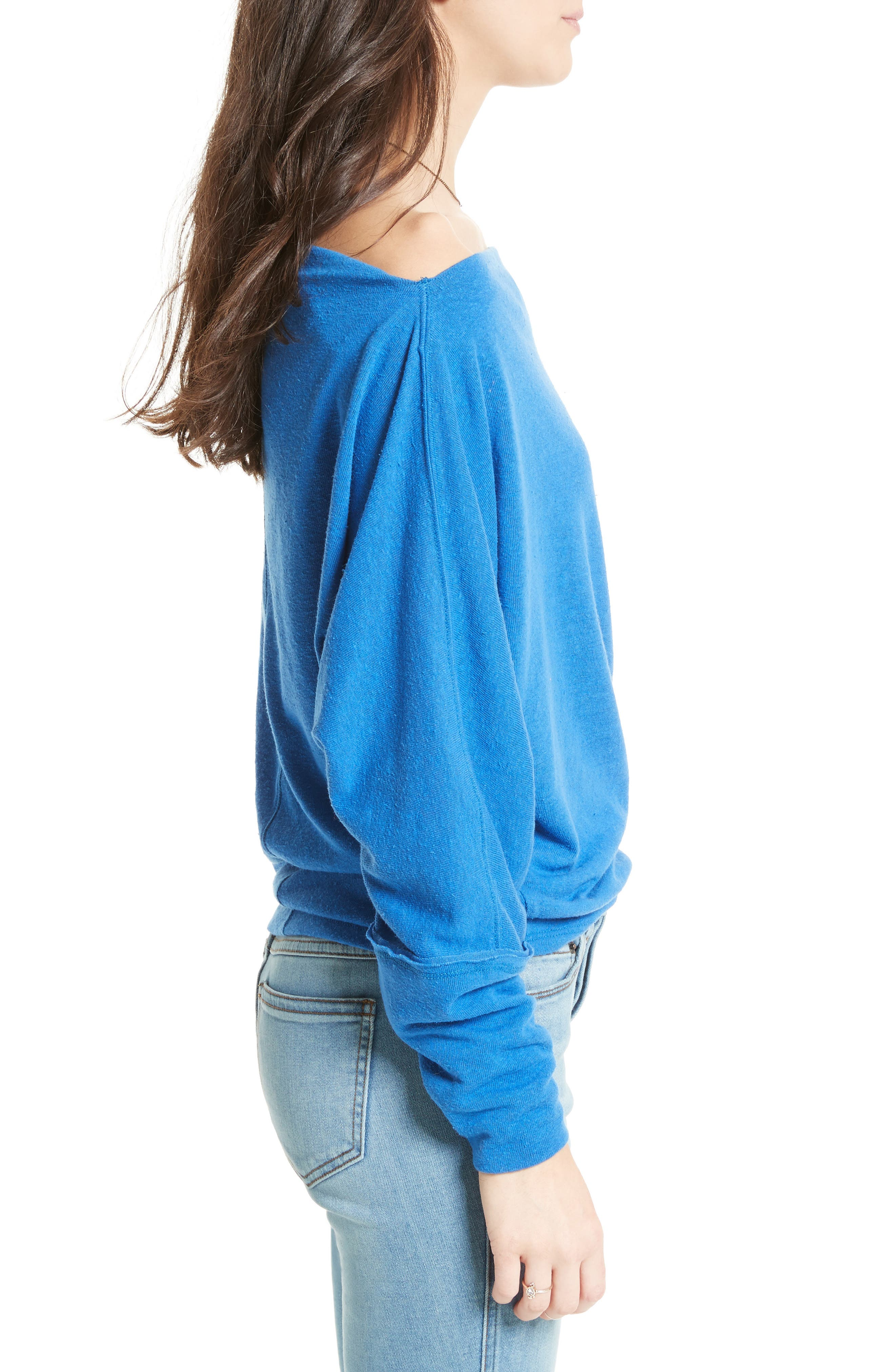 ,                             Valencia Off the Shoulder Pullover,                             Alternate thumbnail 32, color,                             400