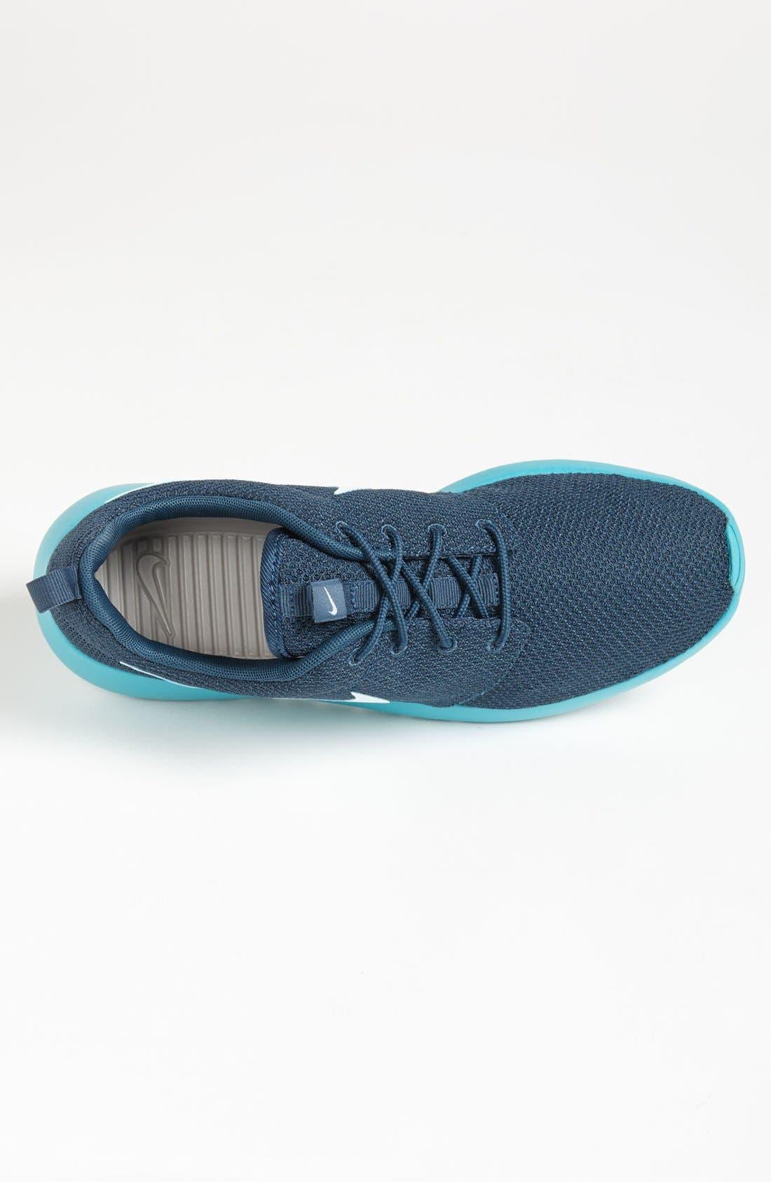 ,                             'Roshe Run' Sneaker,                             Alternate thumbnail 121, color,                             443