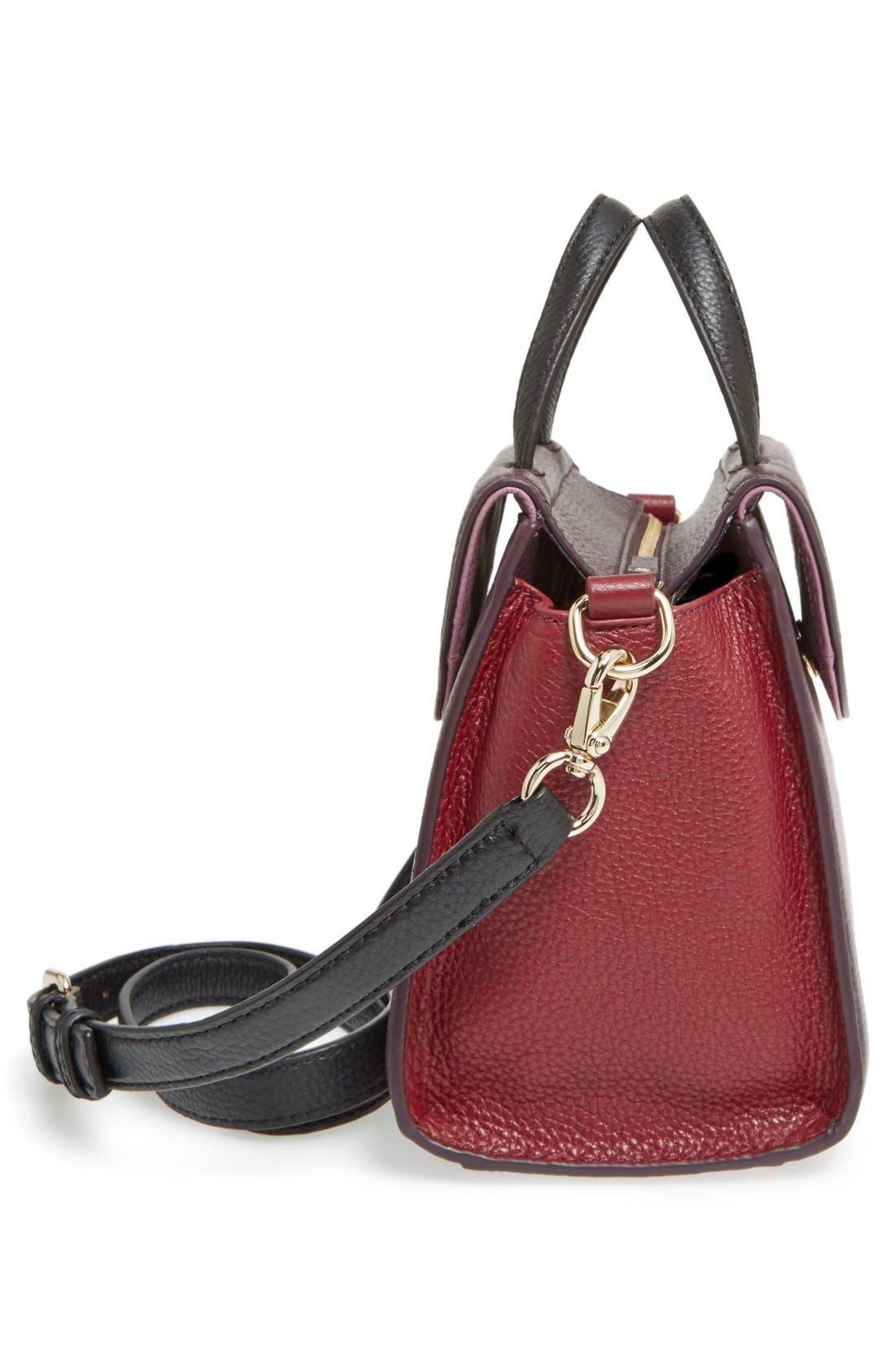 ,                             'cobble hill - small adrien' leather satchel,                             Alternate thumbnail 23, color,                             930