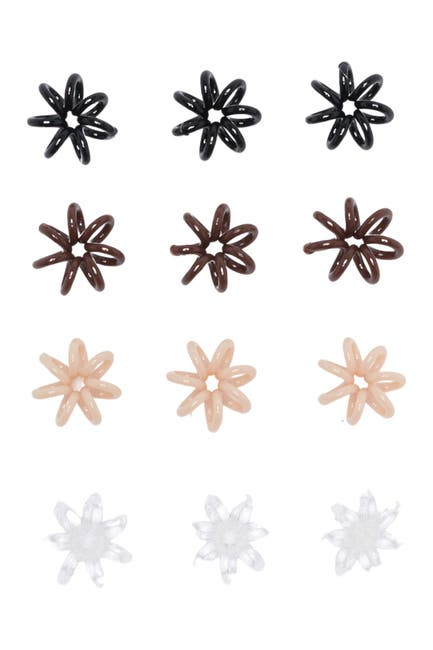 Image of Invisibobble Nano Hair Ties - Set of 12