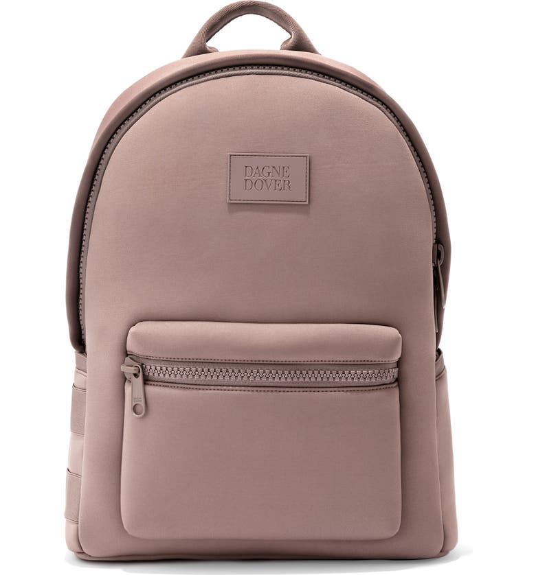 DAGNE DOVER Large Dakota Backpack, Main, color, DUNE