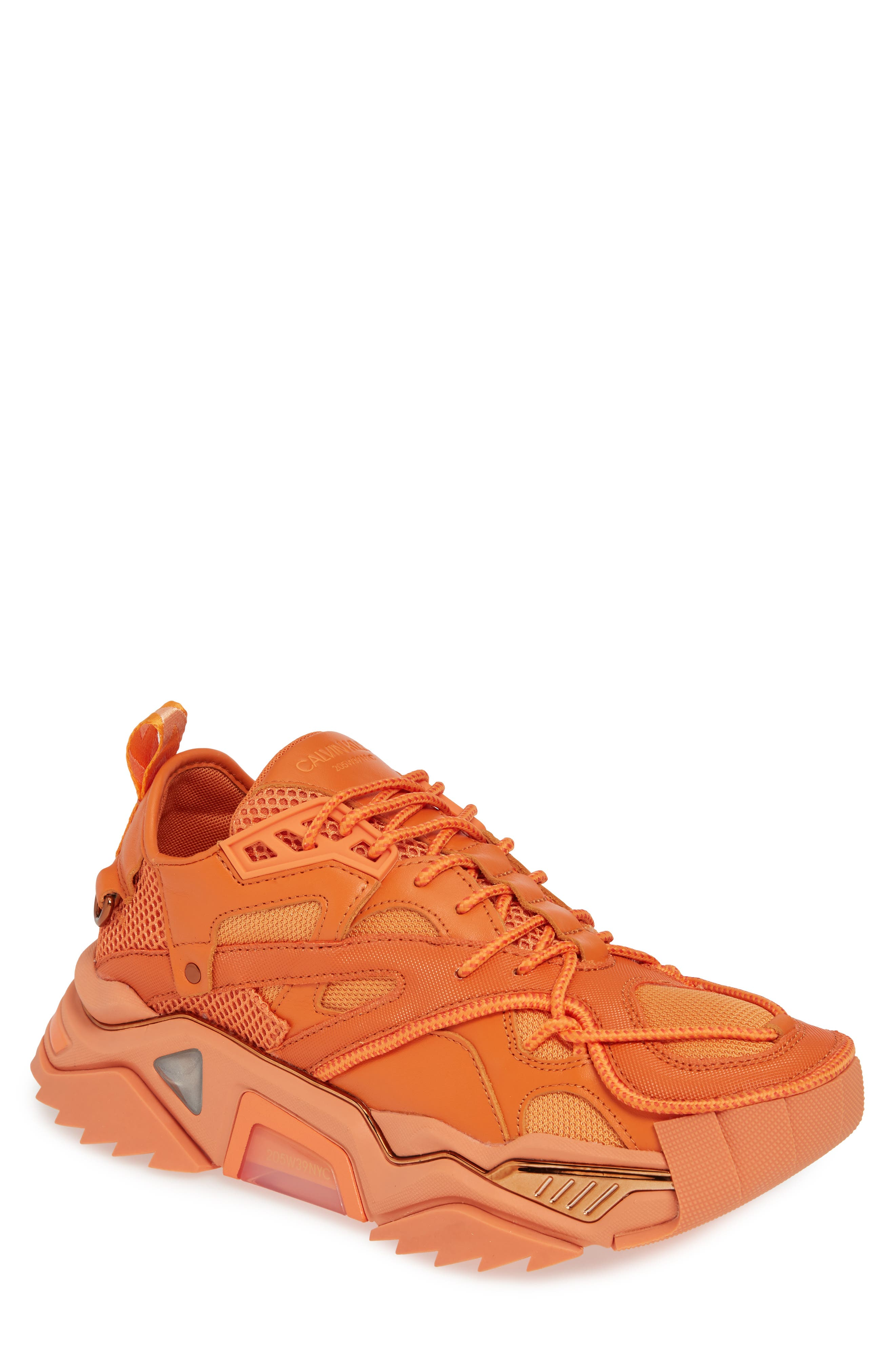 Strike Sneaker, Main, color, CARROT