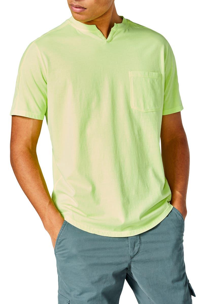 GOOD MAN BRAND Premium Cotton T-Shirt, Main, color, CITRON