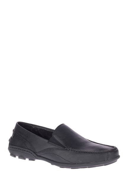 Image of Merrell Rally 2 Leather Moc Loafer