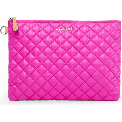 Mz Wallace Metro Pouch - Pink