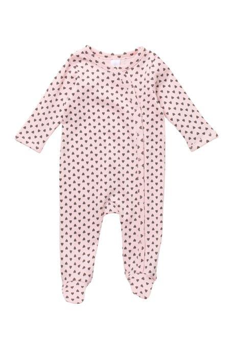 Nordstrom Baby - Print Footie