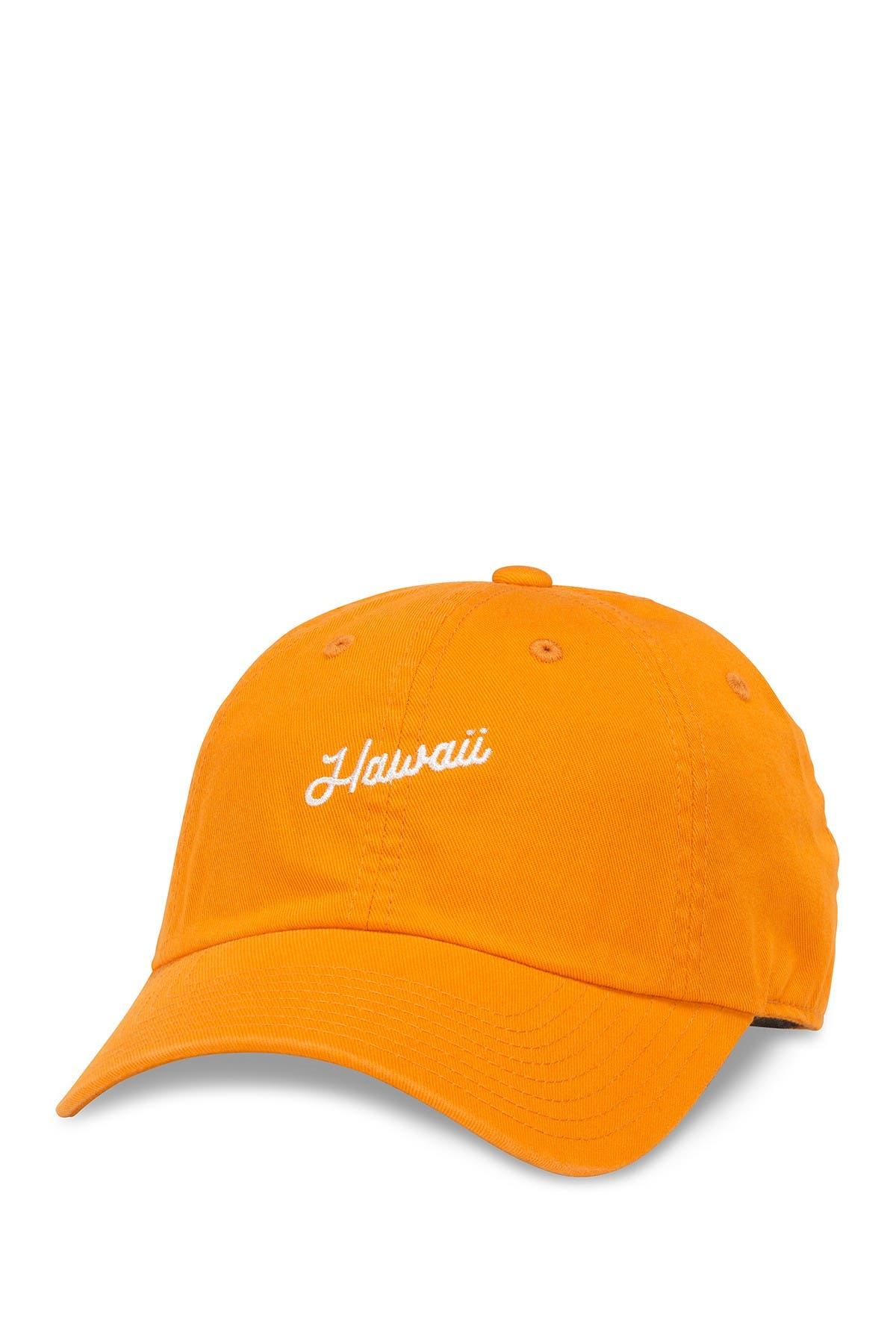 Image of American Needle Hawaii Embroidered Baseball Cap