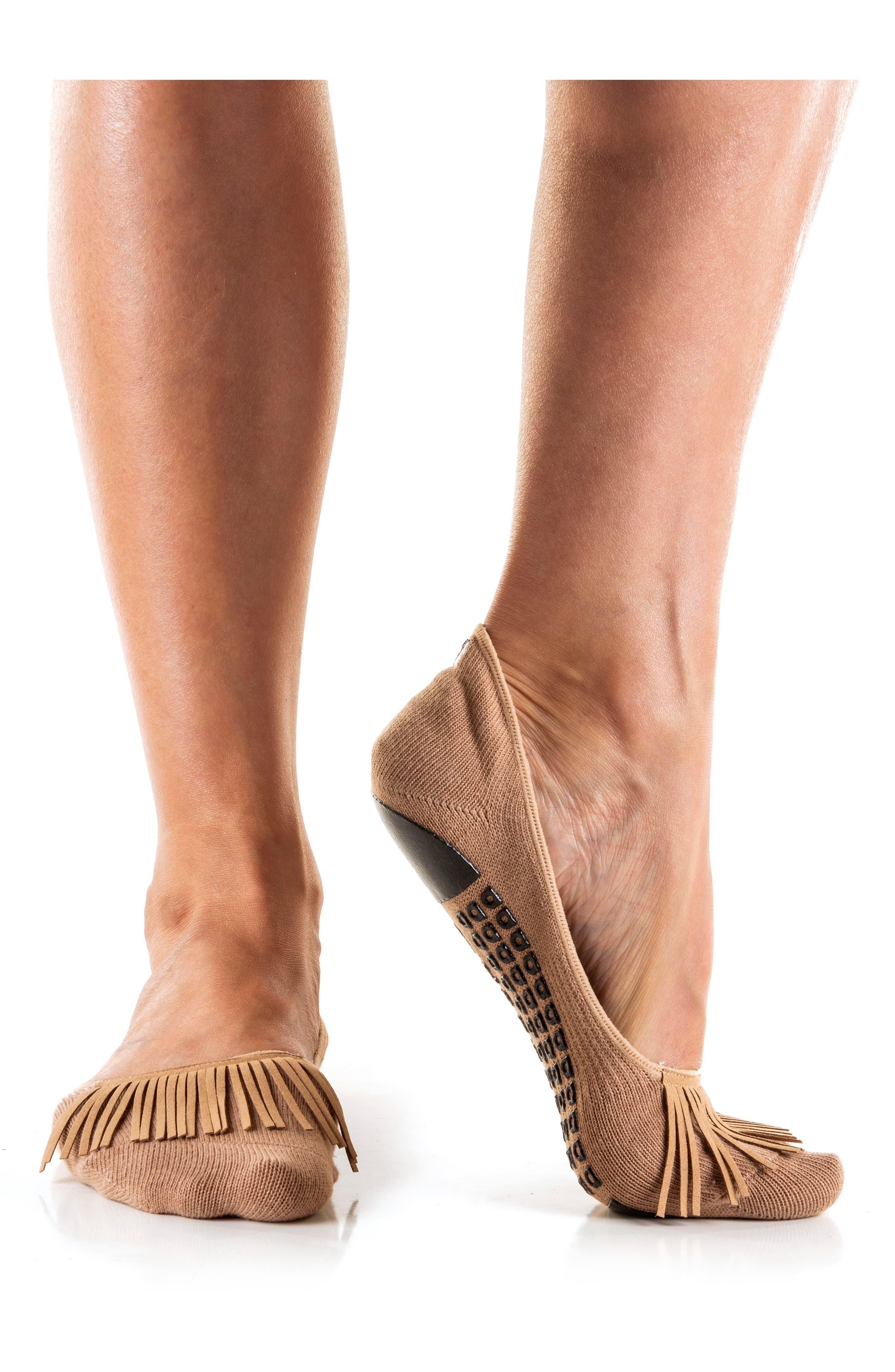Moccasin 2-Pack No-Slip Socks