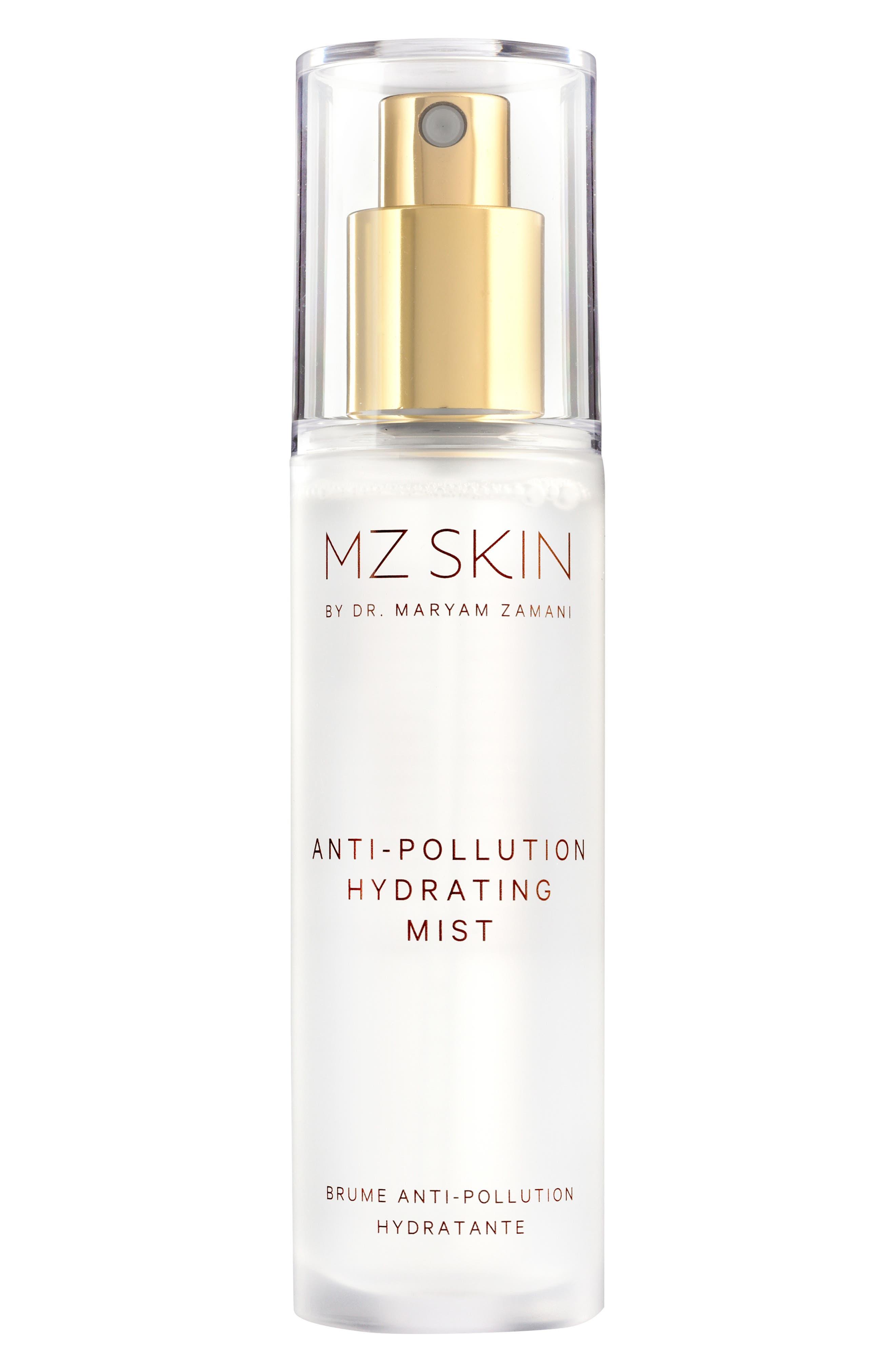 Anti-Pollution Hydrating Mist