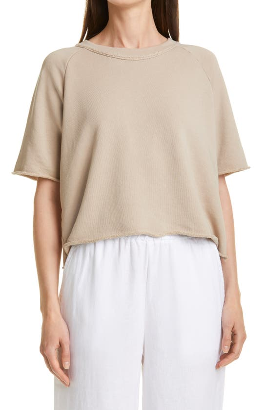 Eileen Fisher Tops BOXY CREWNECK T-SHIRT