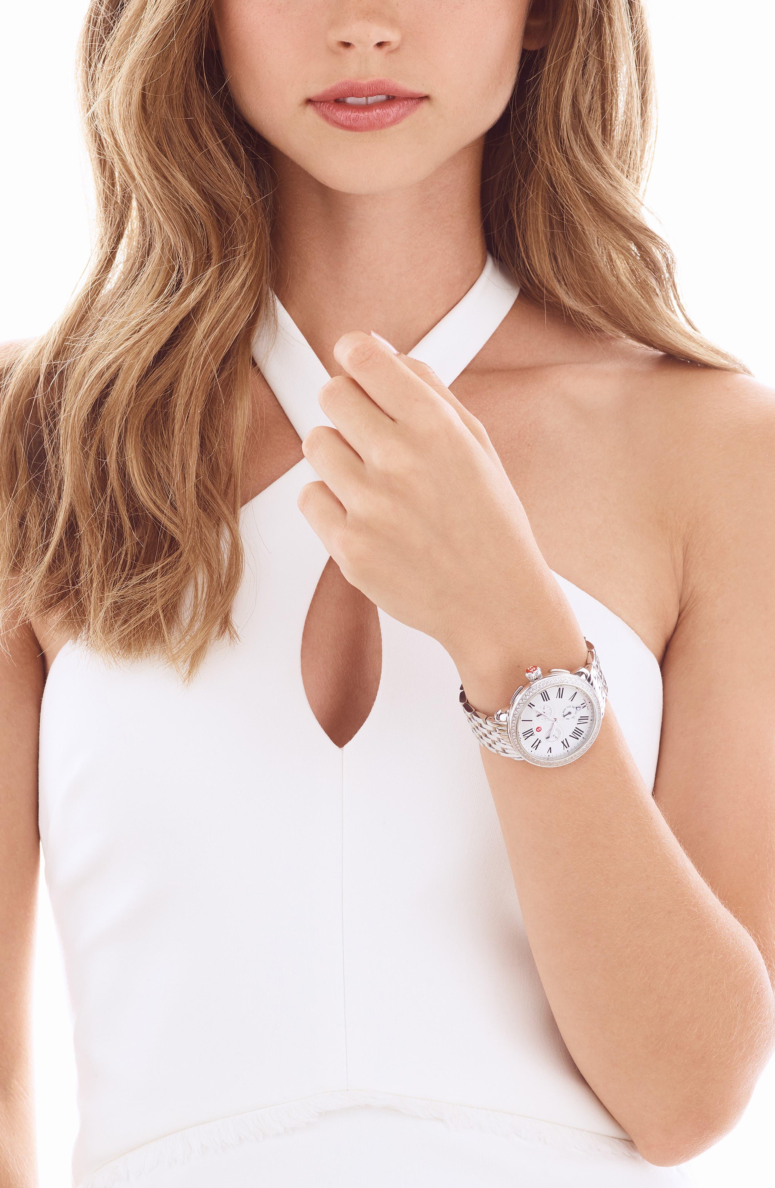 ,                             'Serein' 18mm Watch Bracelet Band,                             Alternate thumbnail 12, color,                             040