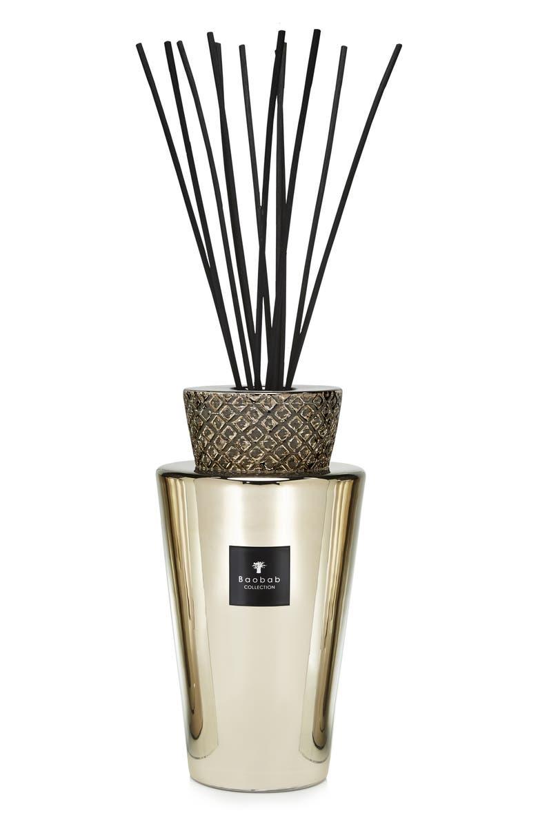 BAOBAB COLLECTION Les Exclusives Platinum Fragrance Diffuser, Main, color, PLATINUM- 5 LITER