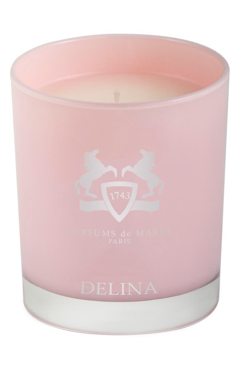 PARFUMS DE MARLY Delina Candle, Main, color, NO COLOR