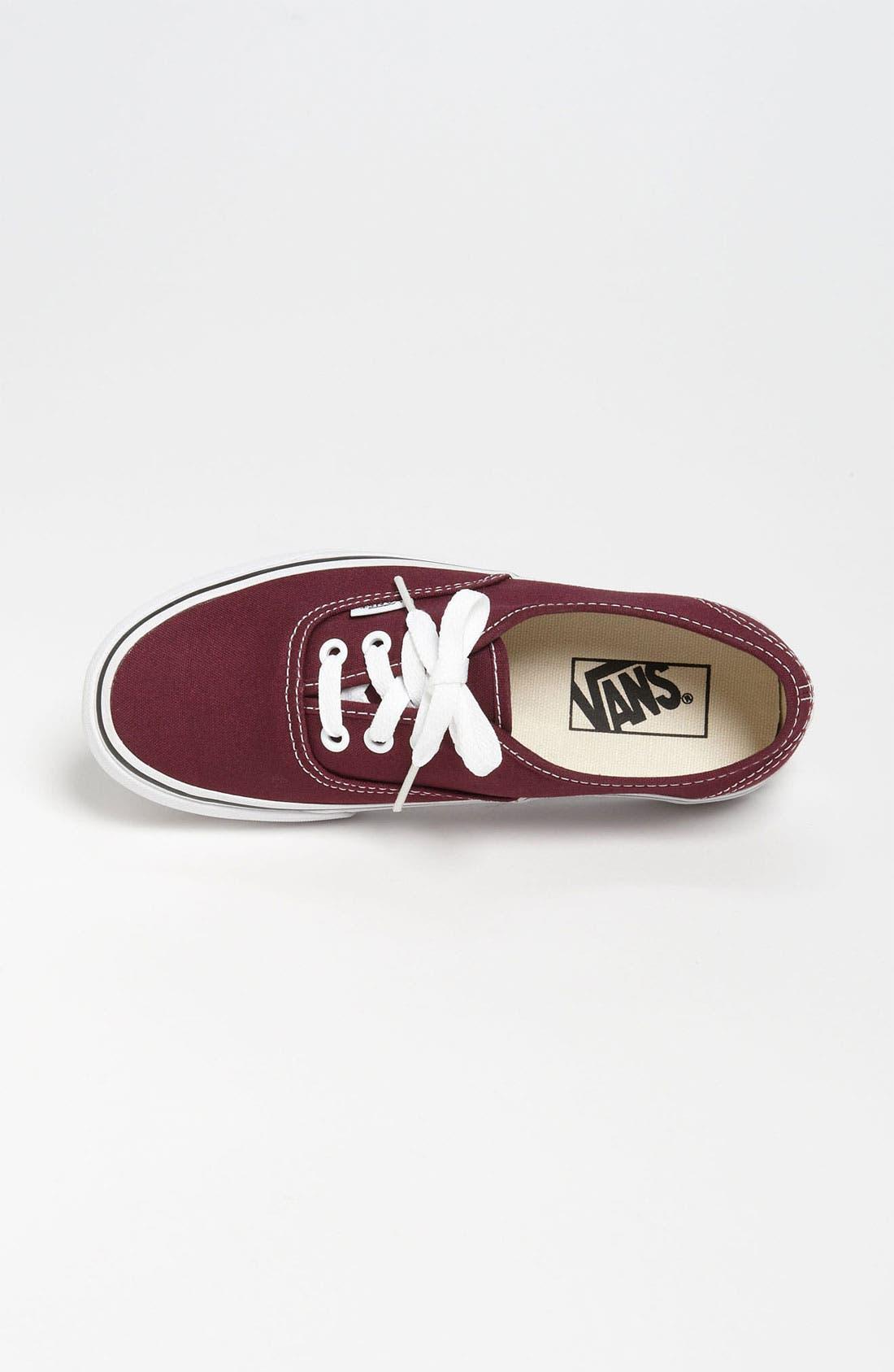 ,                             'Authentic' Sneaker,                             Alternate thumbnail 718, color,                             930