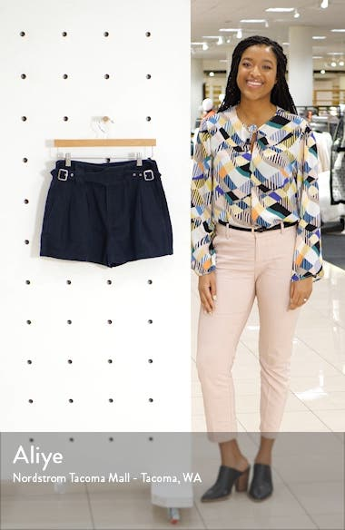 The Baro High Waist Shorts, sales video thumbnail