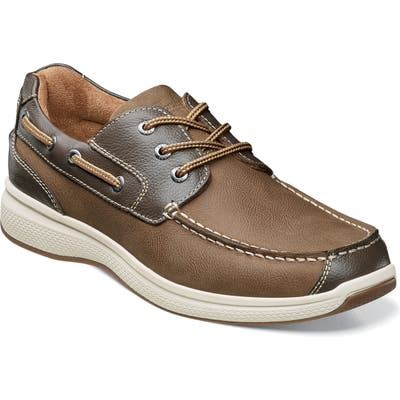 Florsheim Great Lakes Moc Toe Derby - Brown