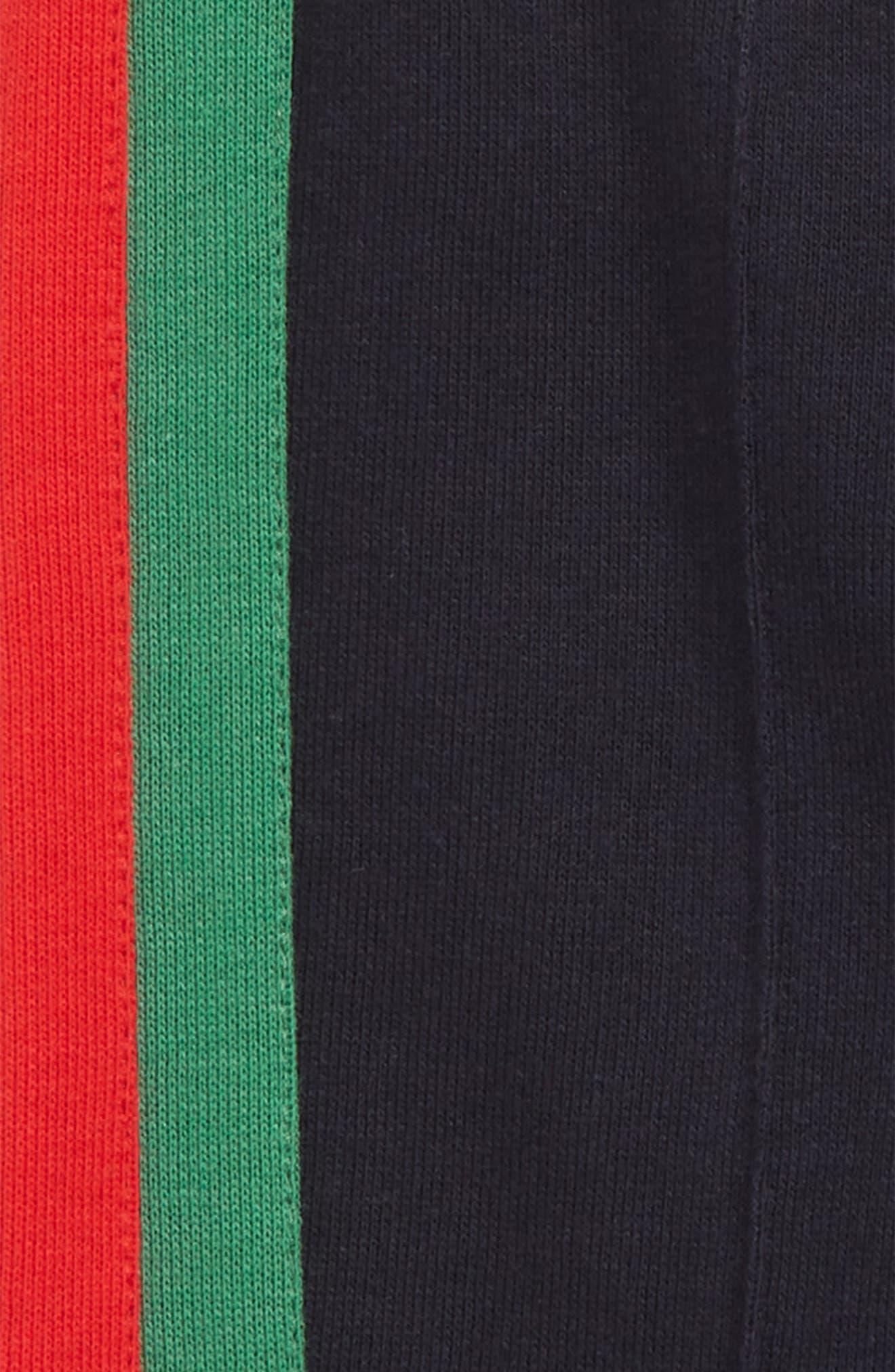 ,                             Stripe Jogger Pants,                             Alternate thumbnail 2, color,                             URBAN BLUE/ GREEN/ RED