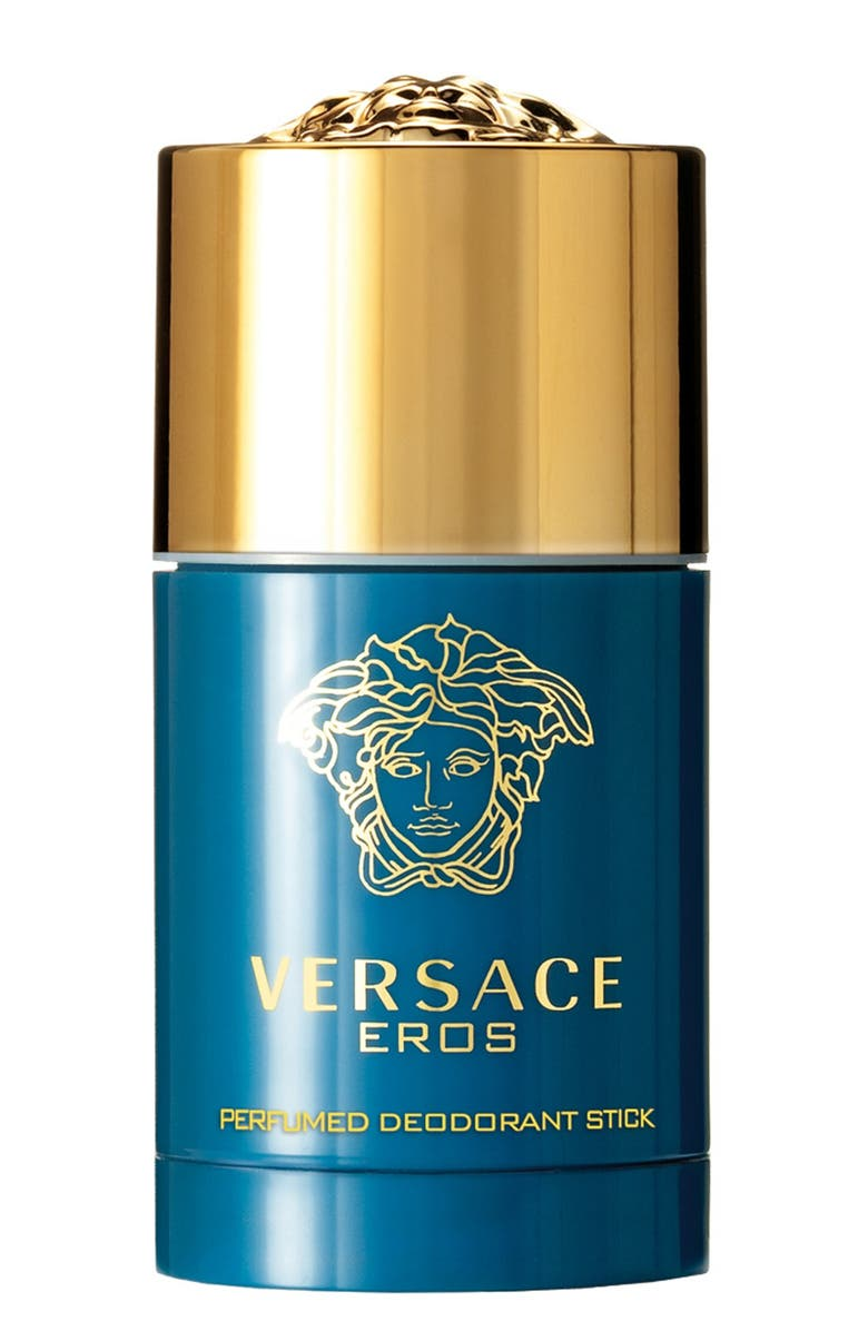 VERSACE 'Eros' Deodorant, Main, color, NO COLOR