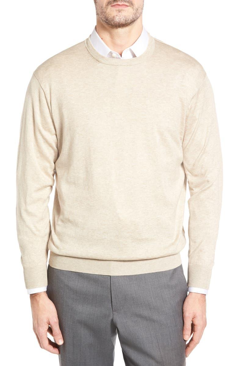 PETER MILLAR Crown Sweatshirt, Main, color, 274