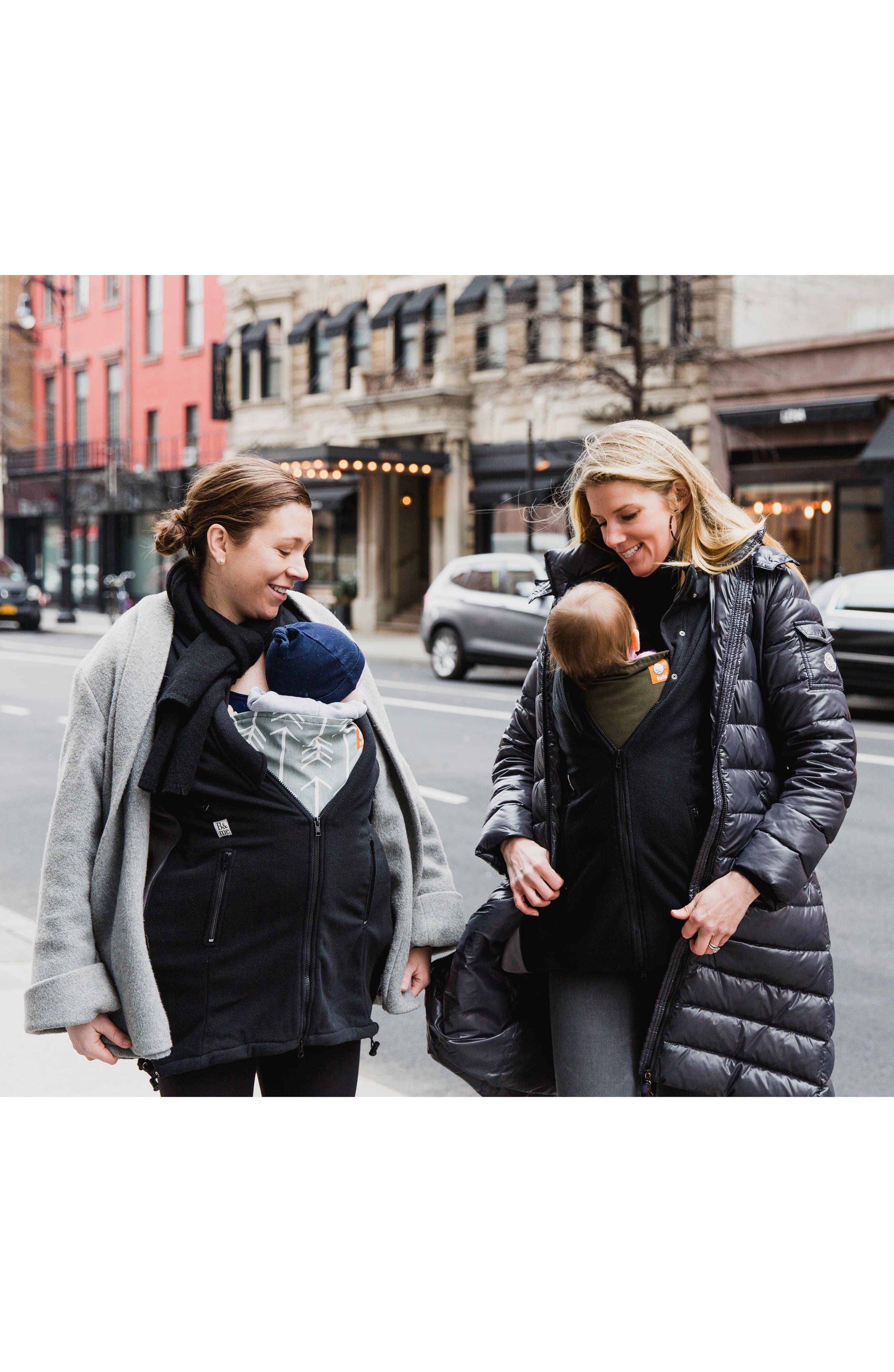 ,                             Booker Maternity Vest,                             Alternate thumbnail 11, color,                             BLACK