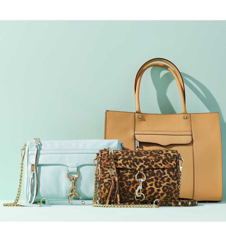 REBECCA MINKOFF 'MAC' Convertible Crossbody Bag, Main, color, 101