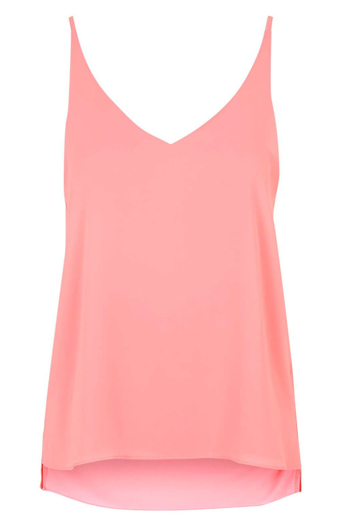 ,                             Strappy V-Neck Camisole,                             Alternate thumbnail 57, color,                             650