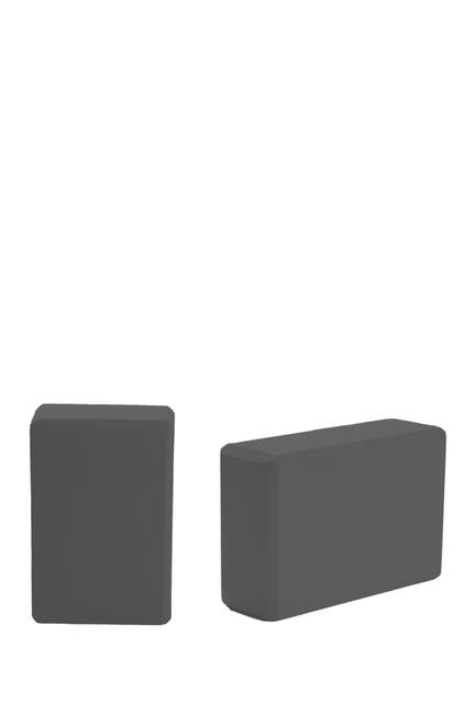 Image of Mindreader High Density EVA Foam Yoga Blocks - Set of 2