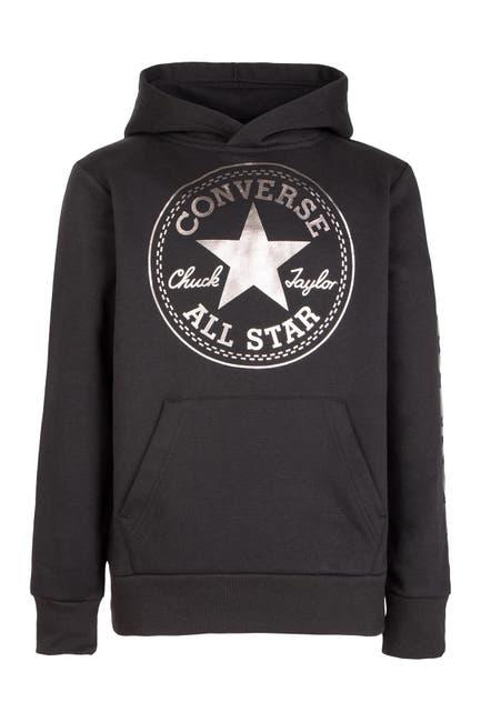 Image of Converse Chuck Metallic Pullover Hoodie