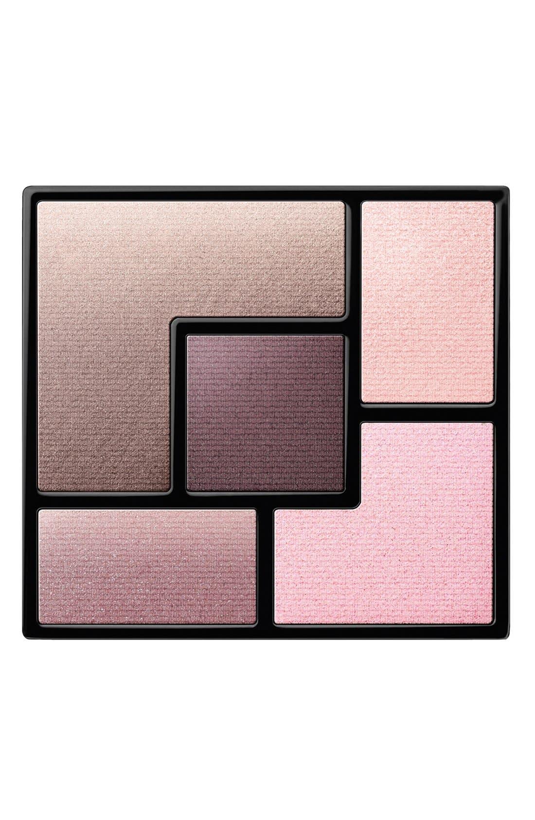 Yves Saint Laurent 5 Color Couture Palette -