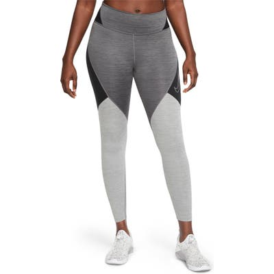 Nike One Dri-Fit Colorblock Tights