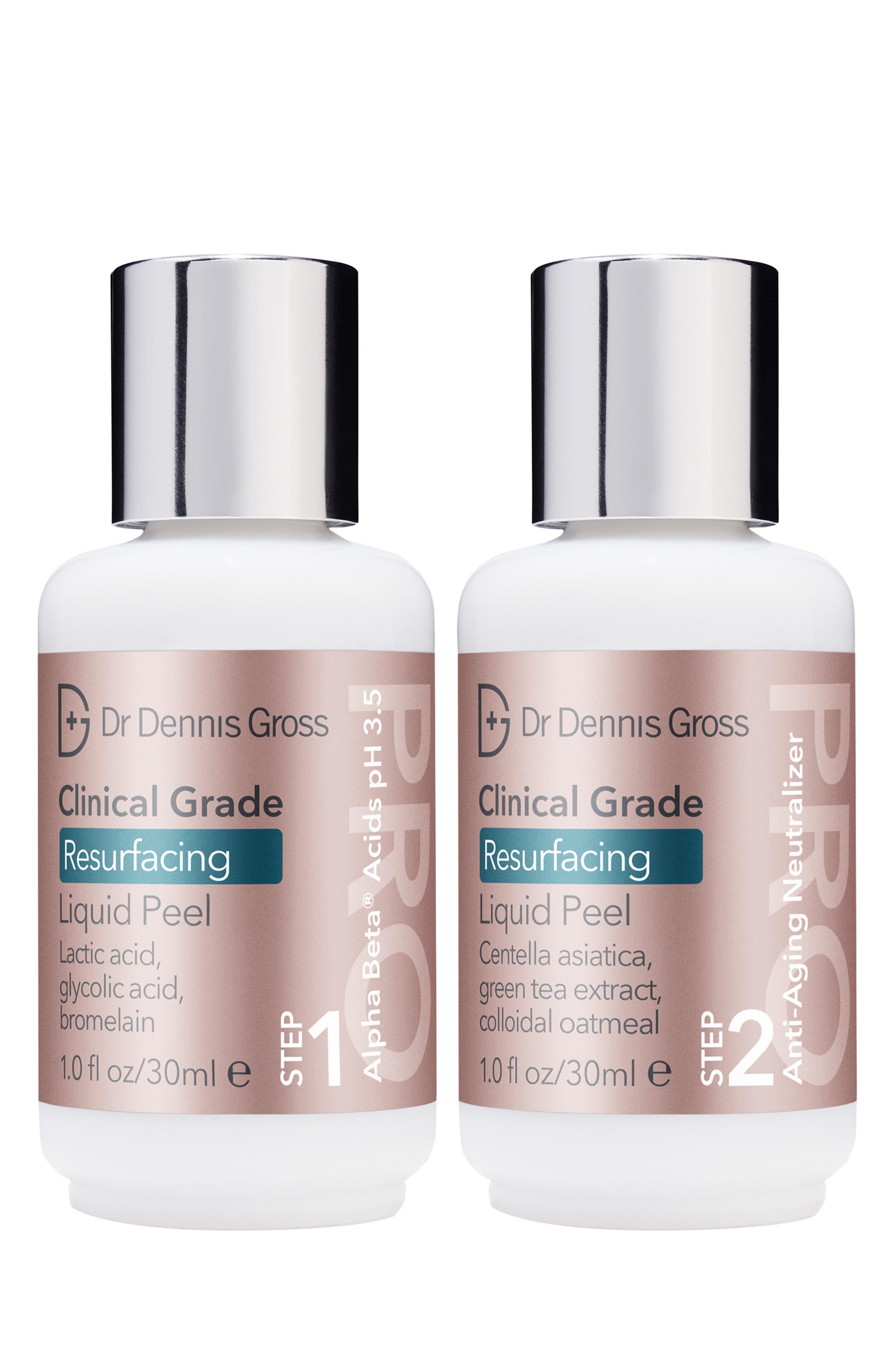 Skincare Clinical Grade Resurfacing Liquid Peel