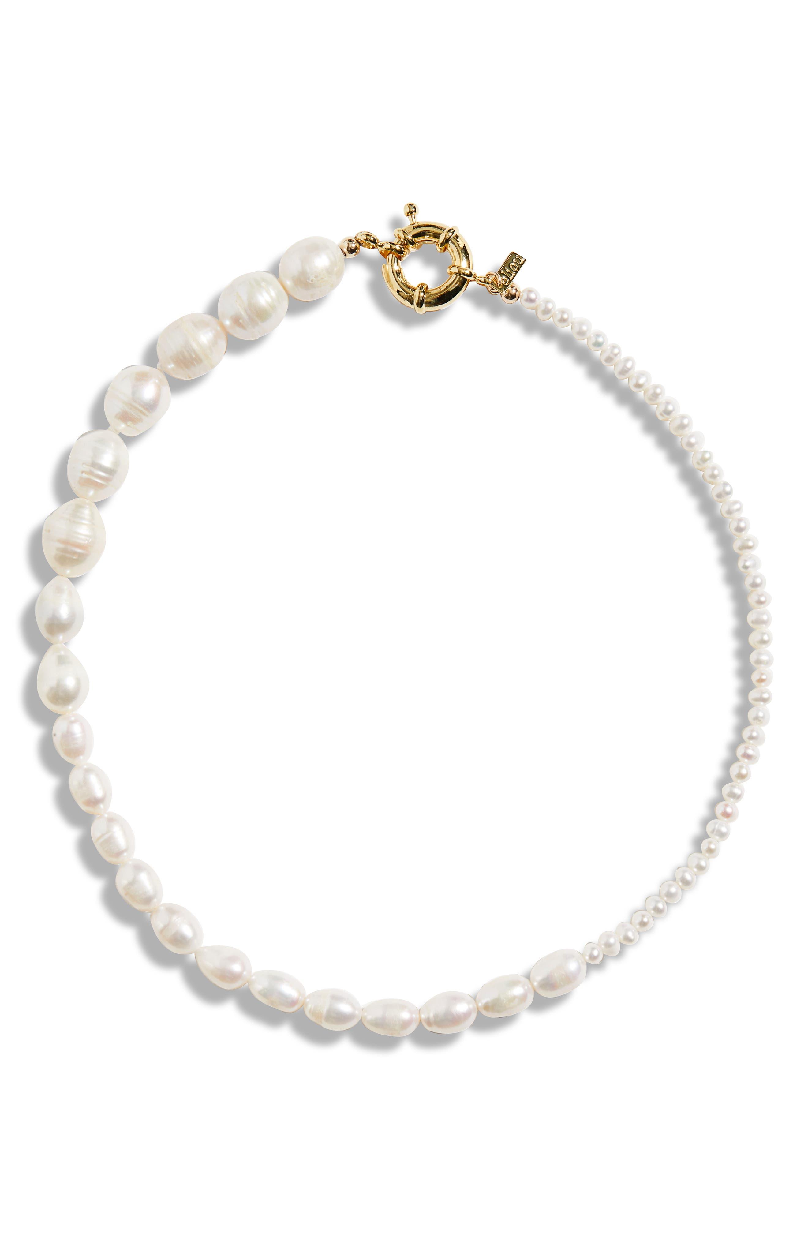 Women's Eliou Pietro Freshwater Pearl Necklace
