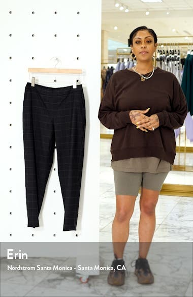 Aya Print Pleated Skirt, sales video thumbnail