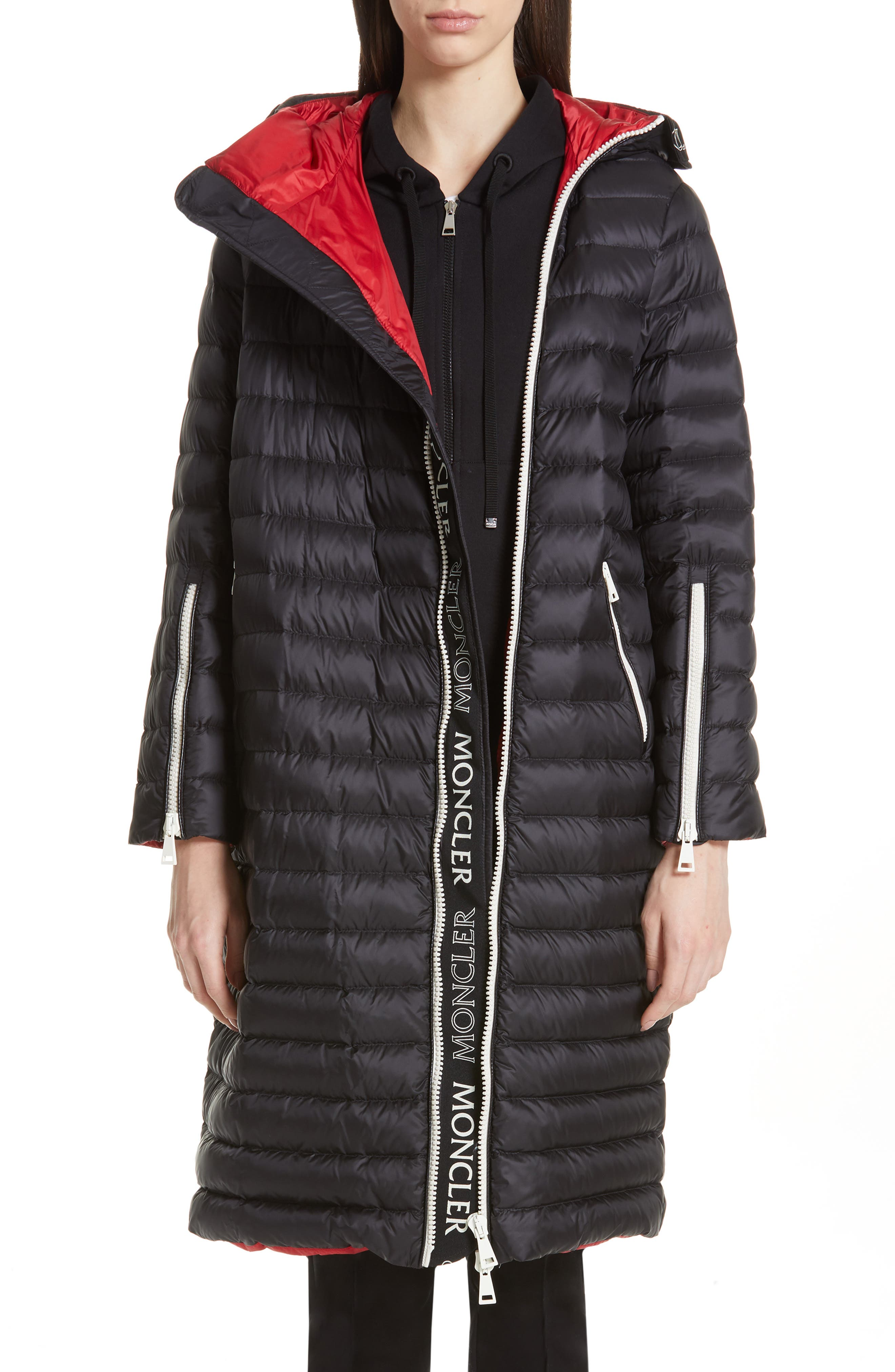 Moncler Oslo Quilted Down Coat